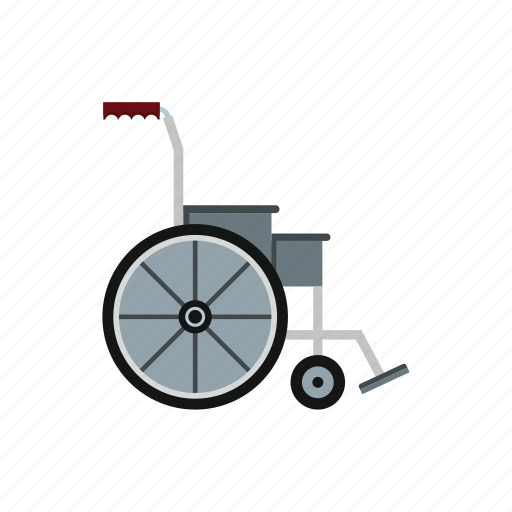 disability, disabled, handicap, hospital, injury, physical, wheelchair icon