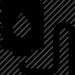 iv, liquid icon
