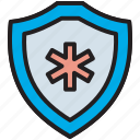 firewall, health, insurance, medical, protection, security, shield