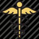 caduceus, healthcare, snake, hospital, medical, pharmacy