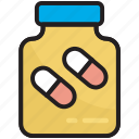 drugs, medicine, pills, bottle, health, capsule, pharmacy