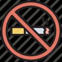 cancer, cigarette, healthcare, medicine, no, smoking, nicotine