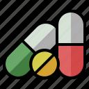 pharmaceutical, medical, remedy, drug, pill