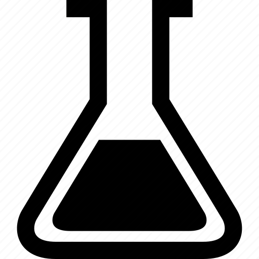 beaker, chemistry, experiment, flask, matrass icon