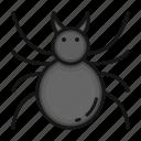 insect, spider, spiderweb icon