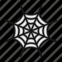 cobweb, spider, spiderweb icon