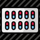 hospital, pils, care, medicine, drug, pills