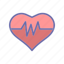 health, heart, hospital, medical icon