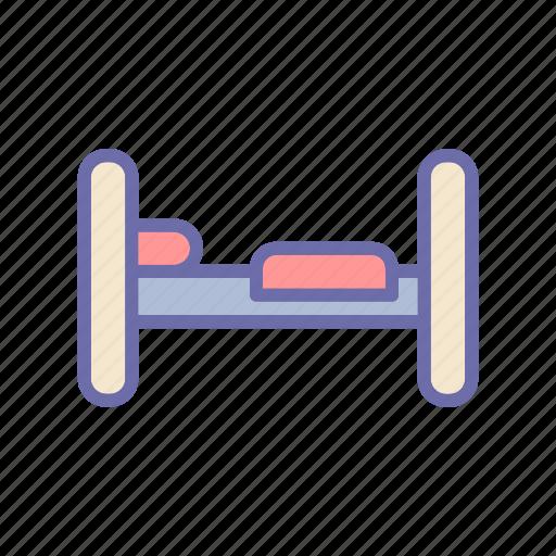 Hospital, medical, bed icon - Download on Iconfinder
