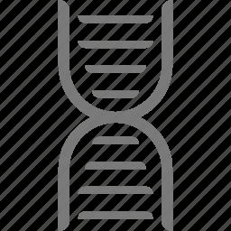dna, hospital icon