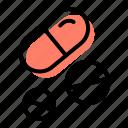 pharmacy, pills, drugs, medicine