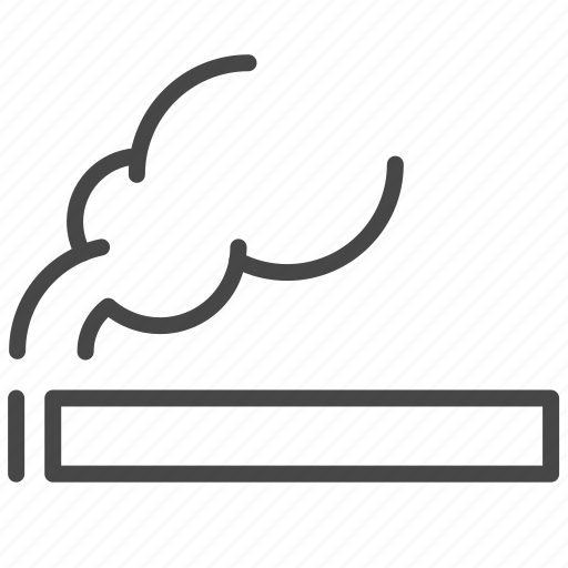 cigarette, facility, hostel, hotel, smoking, smoking room icon