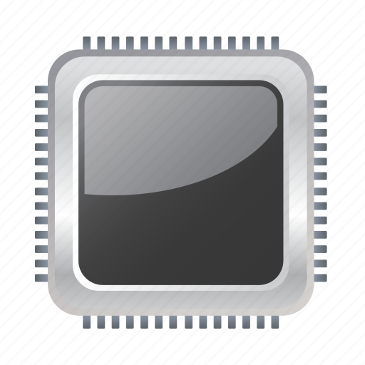 chip, comp, computer, pc, processor icon
