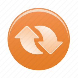 arrows, recycle, refresh, reload, update icon
