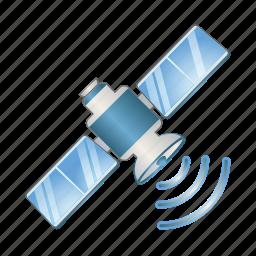 antenna, satelite, satellite, sattelite, signal, wireless icon