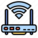 computer, connection, internet, technology, wifi, wireless icon
