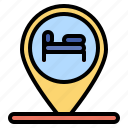 location, map, place, placeholder, point icon