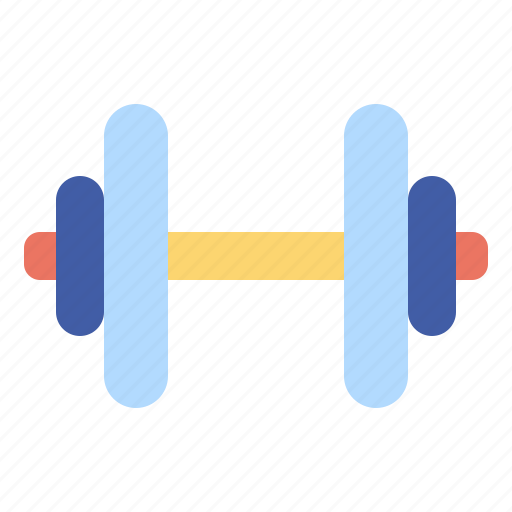 exercise, fitness, gym, sport, weightlifting icon