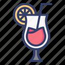 drink, beverage, glass, alcohol