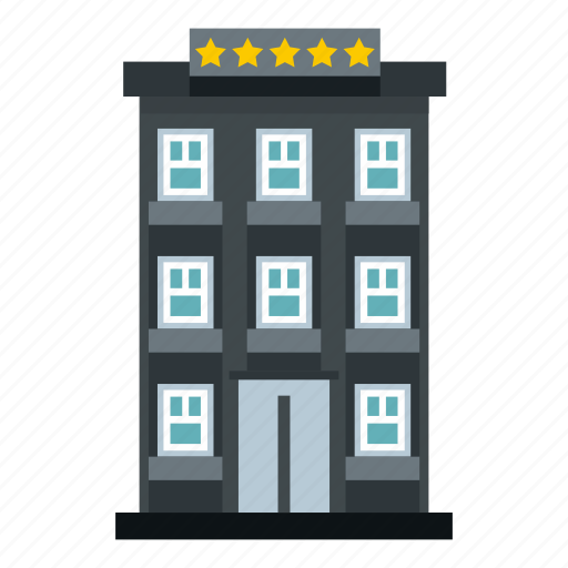 Building, business, city, construction, element, hotel, travel icon - Download on Iconfinder