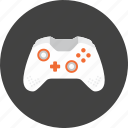 game, happy, media, multimedia, play, playing, relax icon