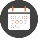 calendar, save, date, day, event, month, schedule icon