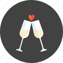 beverage, birthday, celebration, festival, holiday, party icon