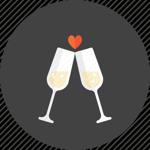 beverage, birthday, celebration, festival, holiday, party icon