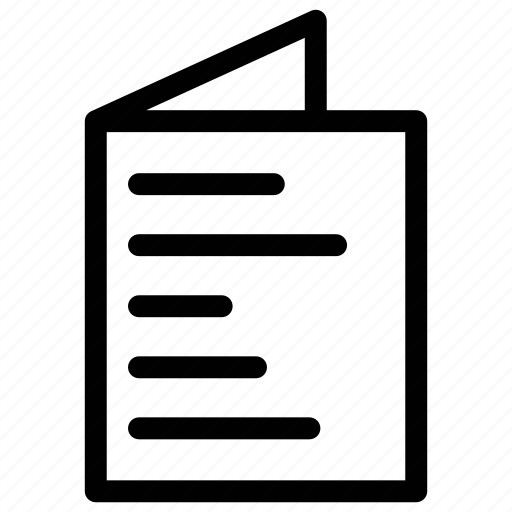 food list, food menu, menu, restaurant menu icon