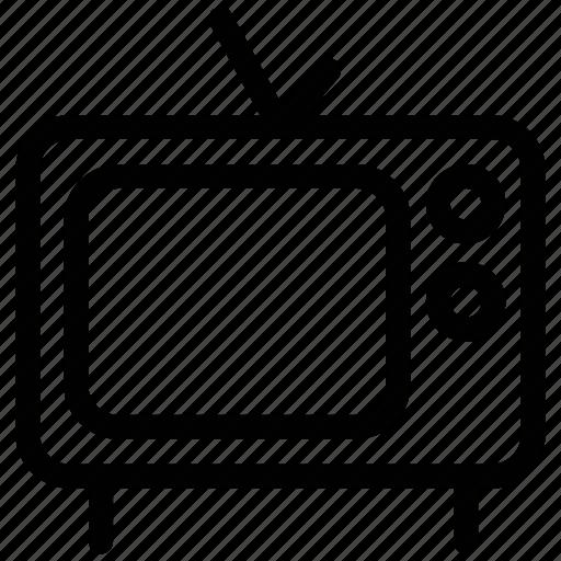 television, tv, tv icon icon