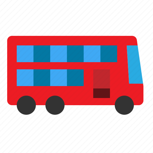 bus, city, tour, vehicle icon
