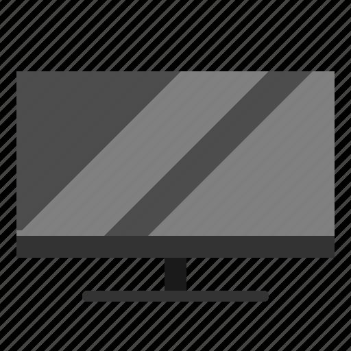 Television, set, tv, media, mornitor, lcd icon