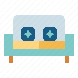 couch, furniture, relax, sofa icon
