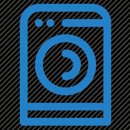 amenity, hotel, laundry, machine, wash icon