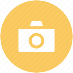 camera, digital camera, movie camera, photo camera, video camera icon