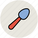 cutlery, eating, flatware, kitchen accessories, spoon, utensil icon