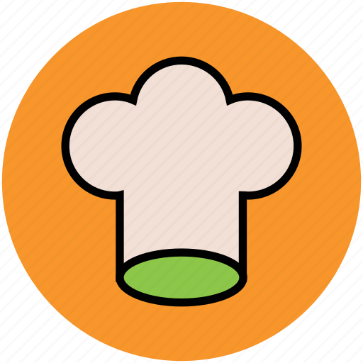 chef clothing, chef hat, chef toque, chef uniform, cook cap icon