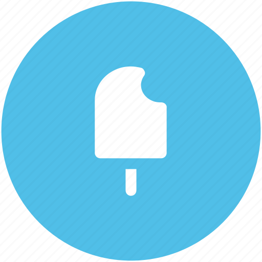 freeze pop, ice block, ice cream, ice lolly, ice pop, icy pole, popsicle icon