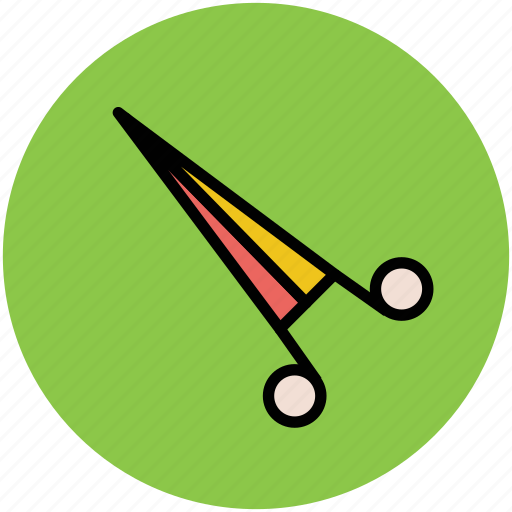 cutting, cutting tool, scissor, shear, trimming icon