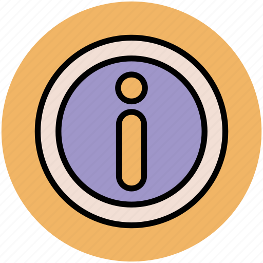 customer service, faq, help, info, information, information button, letter i icon