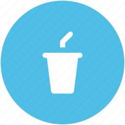 beverage, disposable cup, drink, juice cup, paper cup, smoothie cup icon