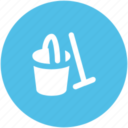bucket, color bucket, pail, paint, paint bucket, painting icon