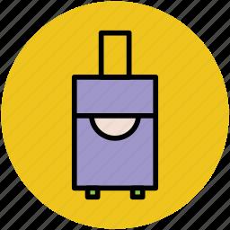 bag, luggage, luggage bag, tourism, travel, travel bag icon