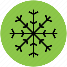 crystal flake, ice crystal, ice flake, snowflake, winter, winter flake icon