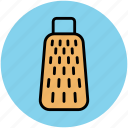 grater, grater box, kitchen utensil, kitchenware, nutmeg grater icon