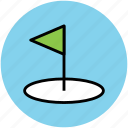 golf, golf course, golf equipment, golf flag, golf hole flag, sports icon