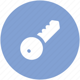 key, key tag, lock, password, protection, safety icon
