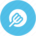cutlery, eating, flatware, fork, restaurant, spoon, utensil icon