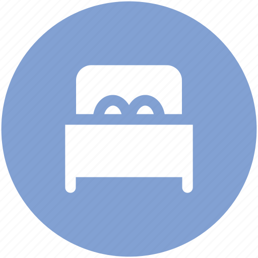 bed, bedroom, bedroom furniture, furniture, rest, sleeping, sleeping bed icon