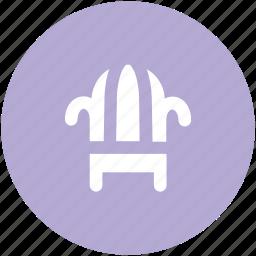 armchair, furniture, recliner, seat sofa, settee, settee sofa, sofa icon